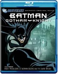 Batman: Gotham Knight (BLU)
