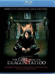 The Girl with the Dragon Tattoo [2009] (BLU)