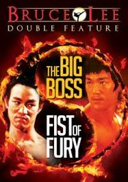 Bruce Lee: The Big Boss / Fist Of Fury - Double Feature (DVD)