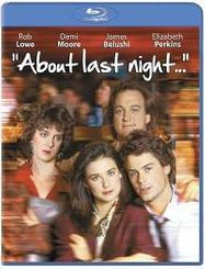 About Last Night...[1986] (BLU)