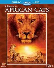 Disneynature: African Cats (BLU)