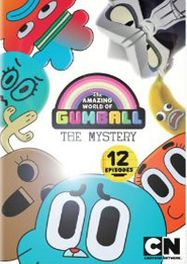Amazing World of Gumball - The Mystery (DVD)