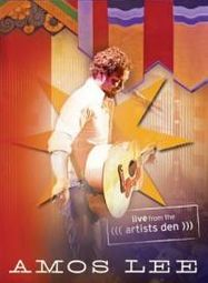 Amos Lee: Live from the Artists Den (DVD)