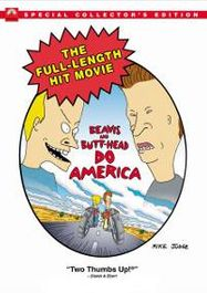 Beavis & Butt-Head Do America (DVD)
