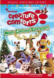 Creature Comforts: Merry Christmas Everybody! (DVD)