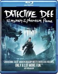 Detective Dee & The Mystery of the Phantom Flame (BLU)