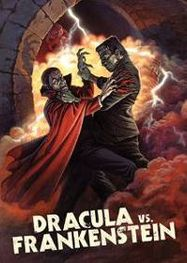Dracula Vs. Frankenstein [1971] (DVD)