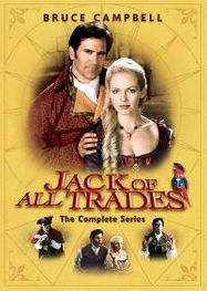 Jack of All Trades: The Complete Series (DVD)