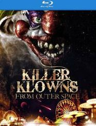 Killer Klowns From Outer Space (BLU)