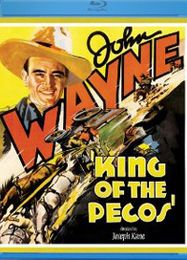 King Of The Pecos [1936] (BLU)