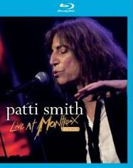 Patti Smith - Live At Montreux 2005 (BLU)