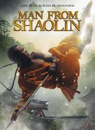 Man From Shaolin (DVD)