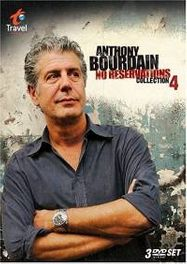 Anthony Bourdain: No Reservations - Collection 4 (DVD)