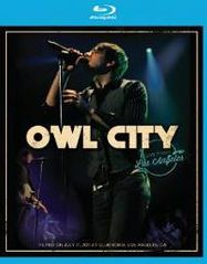 Owl City: Live From Los Angeles (BLU)