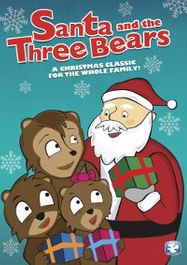 Santa and the Three Bears (DVD)
