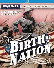 The Birth of a Nation [1915] (BLU)