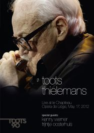 Toots Thielemans - Live At Le Chapiteau (DVD)
