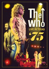 The Who: Live In Texas '75 (DVD)