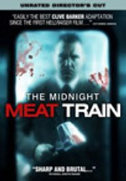 The Midnight Meat Train (DVD)