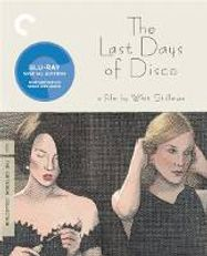 The Last Days Of Disco [1998] [Criterion] (BLU)