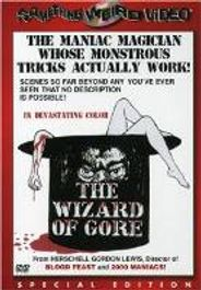Wizard Of Gore (DVD)