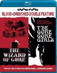 Wizard Of Gore/Gore Gore Girls (BLU)