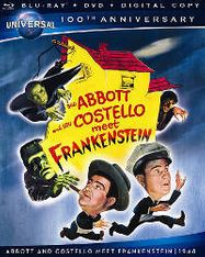 Abbott & Costello Meet Frankenstein [1948] (BLU)