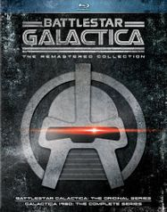 Battlestar Galactica: The Remastered Collection [1978] (BLU)