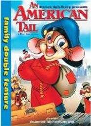 American Tail/Fievel Goes West (DVD)