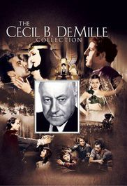 Cecil B Demille Collection (DVD)