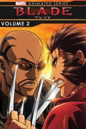 Marvel Animation: Blade Series - Volume 2 (DVD)