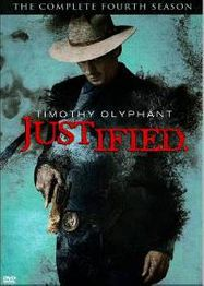 Justified: The Complete Fourth Season (DVD)