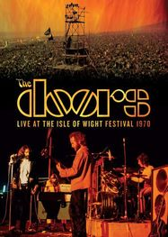 The Doors: Live at the Isle of Wight Festival 1970 (DVD)