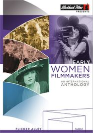 Early Women Filmmakers: An International Anthology (BLU)