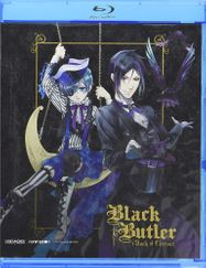 Black Butler: Book Of Circus - Season Three [With Dvd] (4Pc) (BLU-RAY)