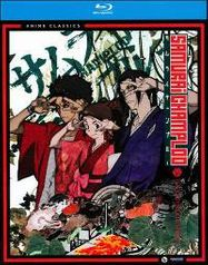 Samurai Champloo: The Complete Series (BLU)