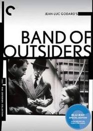 band of outsiders criterion blu-ray
