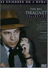 Big Dragnet Collection (DVD)
