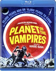 Planet of the Vampires [1965] (BLU)