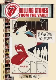 The Rolling Stones: From the Vault - Hampton Coliseum (DVD)