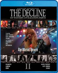 The Decline of Western Civilization Part II: The Metal Years (BLU)