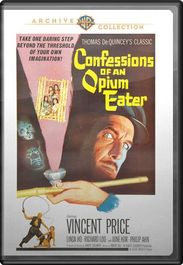 Confessions of an Opium Eater [1962] (DVD)