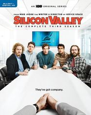 Silicon Valley: The Complete Third Season (BLU)