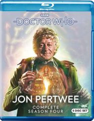 Doctor Who: Jon Pertwee Comple