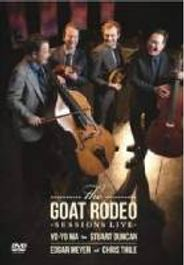 Goat Rodeo Sessions Live (DVD)