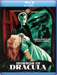 Horror Of Dracula (1958) / (Mod) (BLU-RAY)