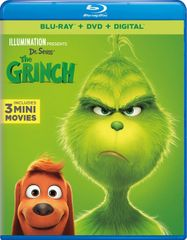 Illumination Presents: Dr. Seuss' The Grinch (BLU)