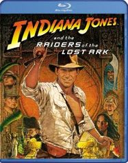 Indiana Jones And The Raiders of the Lost Ark (BLU)