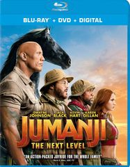 Jumanji: The Next Level (BLU)