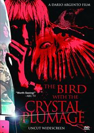 The Bird with the Crystal Plumage (DVD)
